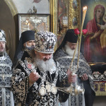 У Великий Вівторок митрополит Павел очолив богослужіння