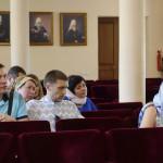 О загробной жизни говорили на молодежной встрече