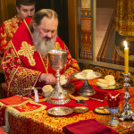 Victory Day celebrated in the Lavra and near it with the prayer