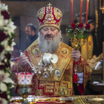 Намісник Лаври очолив престольне свято обителі