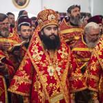 Наместник Лавры молился во Мгарском монастыре