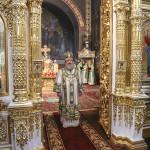Торжества в Покровском монастыре возглавил владыка Павел