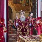 Богослужения Недели Антипасхи возглавил митрополит Павел