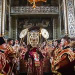 Владыка Павел молился в Городницком монастыре