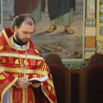 У Світлу Середу Намісник Лаври молився в скиту