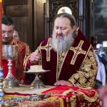 Богослужіння Радониці звершили Намісник з братією Лаври