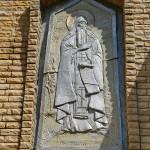 Братия Лавры служили на родине прп. Антония