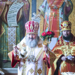Намісник Лаври очолив богослужіння пасхальним чином