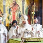 Митрополит Павел возглавил богослужения Троицкой субботы