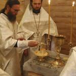 Наместник Лавры почтил память Предтечи Господнего