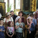 Kids with disabilities visit Lavra