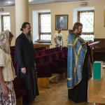 Гостем «молодежки» был архиепископ Феодосий