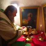 Наместник Лавры почтил память прпп. Анатолия и Анатолия Печерских