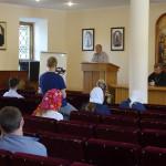Виникненню протестантизму проф. Чернишов присвятив виступ на «молодіжці»