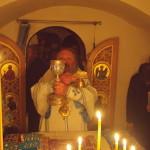 Митрополит Павел совершил ночную Литургию