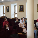 Молодіжна зустріч була присвячена Хрещенню Русі