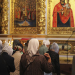 Владыка Павел возглавил Акафист Успению Божией Матери