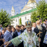 Митрополит Павел участвовал в торжествах в Почаеве