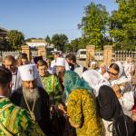 В торжествах Белоцерковской епархии принял участие Наместник Лавры