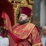 Владика Павел вшанував пам'ять св. вмч. Пантелеімона