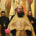 On the 5th Anniversary of his Enthronement the Head of UOC Led Services in the Lavra