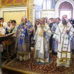 Чин погребіння Плащаниці Божої Матері звершив Священноархімандрит обителі