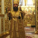 В 5-летие своей интронизации Предстоятель возглавил богослужения в Лавре