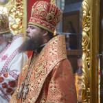 Владыка Павел почтил память св. вмч. Пантелеимона