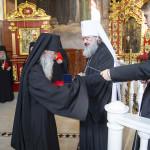 Предстоятель удостоїв братію Лаври церковних орденів