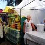 У Лаврі розпочала роботу виставка «Медовий спас»