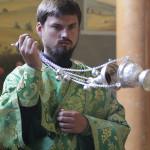 В Лавре почтили память прп. Феодосия