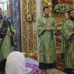 В Лаврі вшанували пам'ять прп. Феодосія