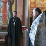 В престольный праздник Рождества Богородицы в Лавре совершены торжественные богослужения