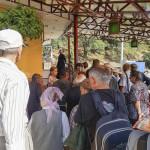 В день Собора святых Дальних пещер кормили паломников и малоимущих