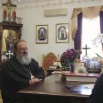 «Монах в первую очередь призван к общению с Богом!»