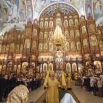 Наместник Лавры почтил память св. Александра Невского