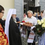 Владыка Павел возглавил торжества в г. Днепре