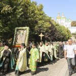 The Head of UOC led celebrations on Day of Far Caves' Fathers
