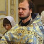 Владыка Наместник возглавил Акафист Успению Пресвятой Богородицы
