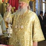 Митрополит Павел возглавил Литургию в с. Ковалевке