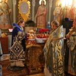 Владыка Павел почтил Иверский образ Божией Матери
