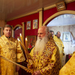 Митрополит Павел возглавил торжества в Черниговской епархии