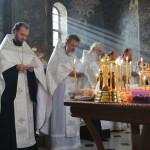 Митрополит Павел очолив богослужіння Димитріївської суботи