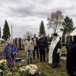 Наместник Лавры молился об упокоении своего отца на малой родине