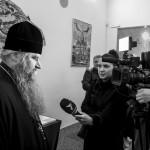В Лавре открылась выставка отреставрированных святынь Успенского собора