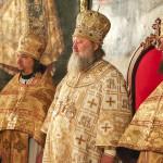 Митрополит Павел почтил память свт. Иоанна Златоуста