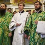 В день памяти прп. Нестора Летописца Наместник Лавры сослужил Предстоятелю УПЦ