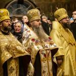 Неделя 27-я по Пятидесятнице, празднование Зачатия праведной Анной Пресвятой Богородицы
