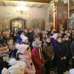 Митрополит Павел встретился с детьми из Донецка