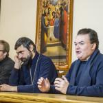 На «молодежке» говорили о христианстве во Франции